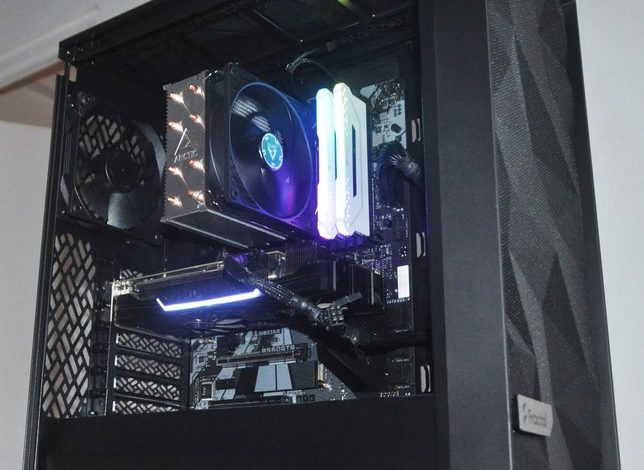 Review Fractal Design Meshify 2 Compact 9