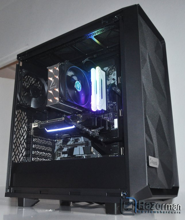 Review Fractal Design Meshify 2 Compact 1