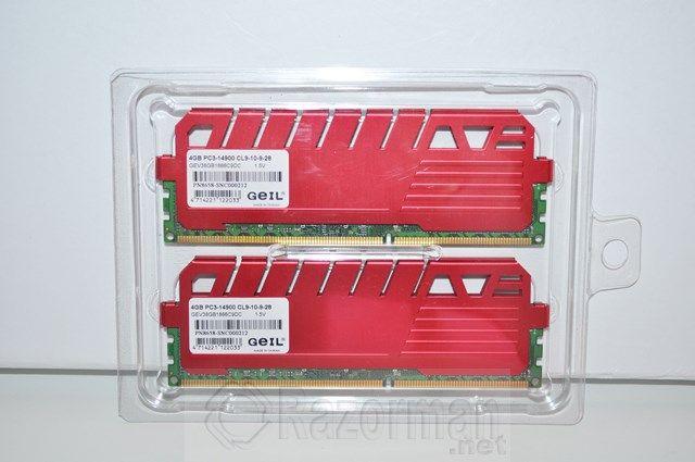 GEIL EVO VELOCE DDR3 1866 MHZ (5)
