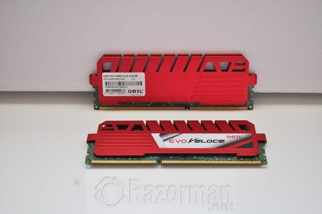 GEIL EVO VELOCE DDR3 1866 MHZ (6)