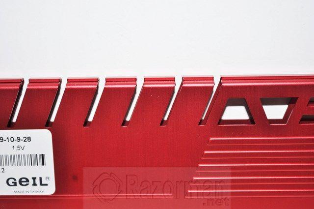 GEIL EVO VELOCE DDR3 1866 MHZ (8)