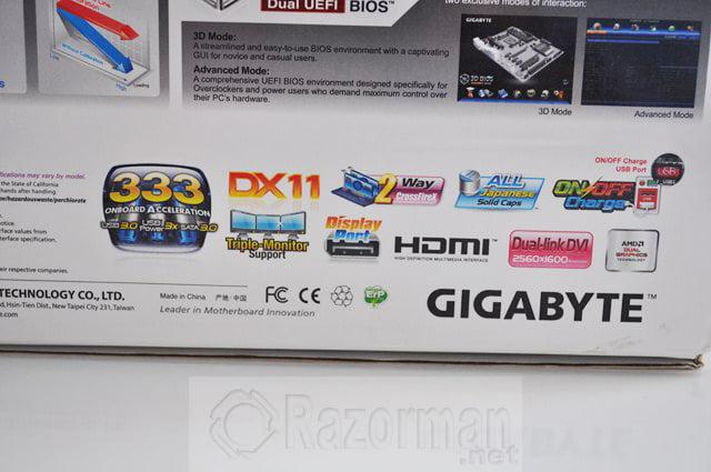 Review Gigabyte GA-F2A85X-UP4 y APU AMD A10 5800K 23