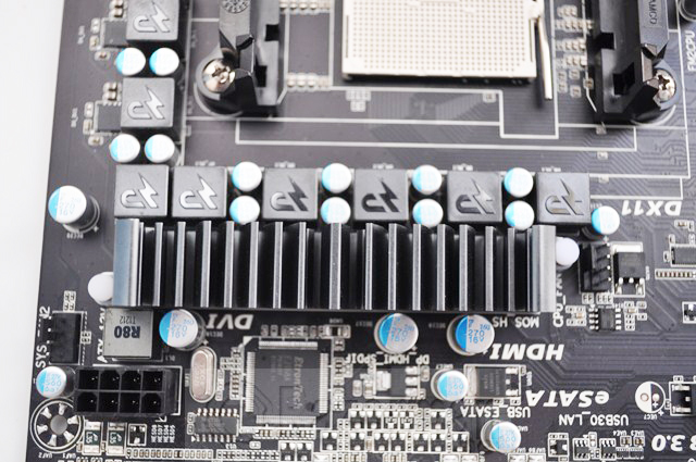 Review Gigabyte GA-F2A85X-UP4 y APU AMD A10 5800K 37