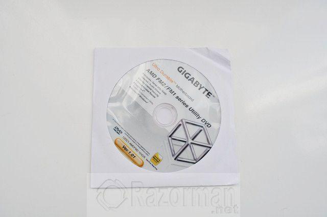 Review Gigabyte GA-F2A85X-UP4 y APU AMD A10 5800K 32
