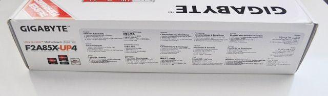 Review Gigabyte GA-F2A85X-UP4 y APU AMD A10 5800K 16