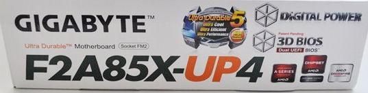 Review Gigabyte GA-F2A85X-UP4 y APU AMD A10 5800K 18