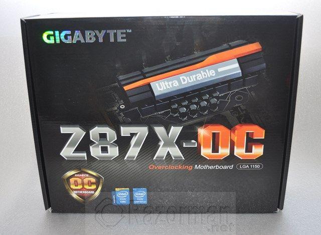 GIGABYTE Z87X OC (1)