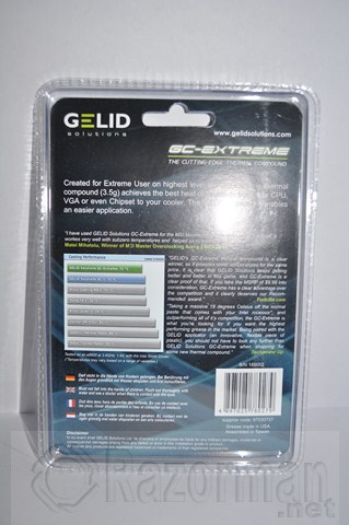 Review Gelid GC-Supreme y Gelid GC-Extreme 10