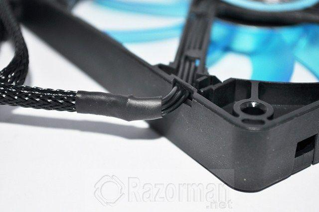 Review Gelid Slim 12 UV Blue 16