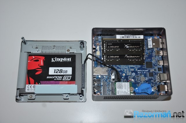 Photo of Review Gigabyte BRIX S -BSI7HT-6500