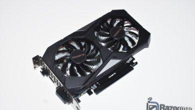 Review Gigabyte Geforce GTX 1650 WINDFORCE OC 4G 623