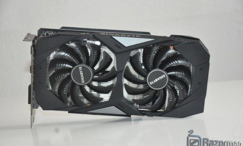 Review Gigabyte Geforce GTX 1650 Super 3