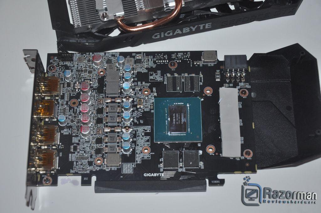 Review Gigabyte Geforce GTX 1660 Ti OC 6GB 16