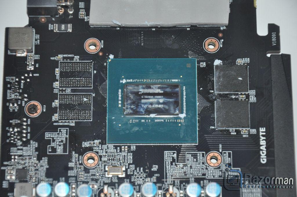 Review Gigabyte Geforce GTX 1660 Ti OC 6GB 4