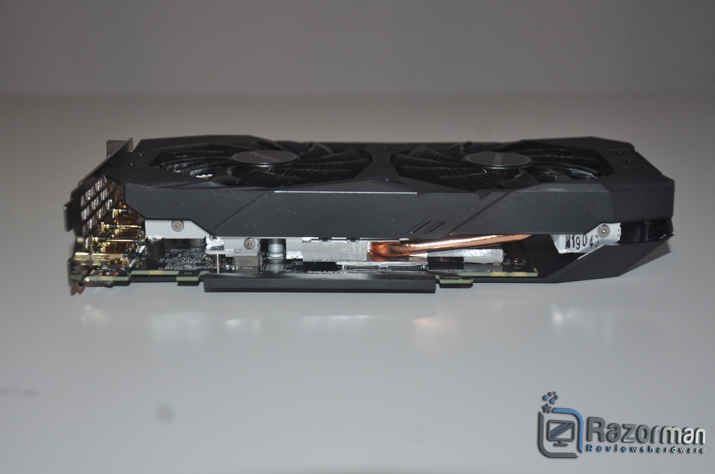 Review Gigabyte Geforce GTX 1660 Ti OC 6GB 5