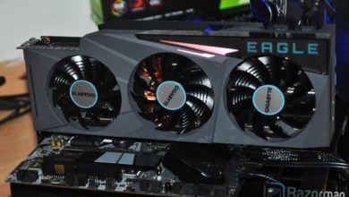 Review Gigabyte Geforce RTX 3080 Eagle OC 10G 458