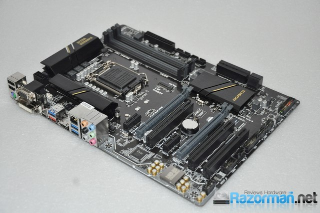 Photo of Review Gigabyte H170-D3HP
