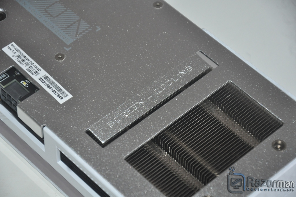 Review Gigabyte RTX 3060 Vision OC 8
