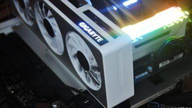 Review Gigabyte RTX 3060 Vision OC 6