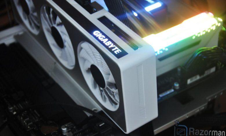 Review Gigabyte RTX 3060 Vision OC 76