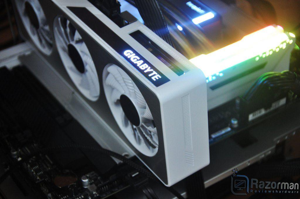 Review Gigabyte RTX 3060 Vision OC 1