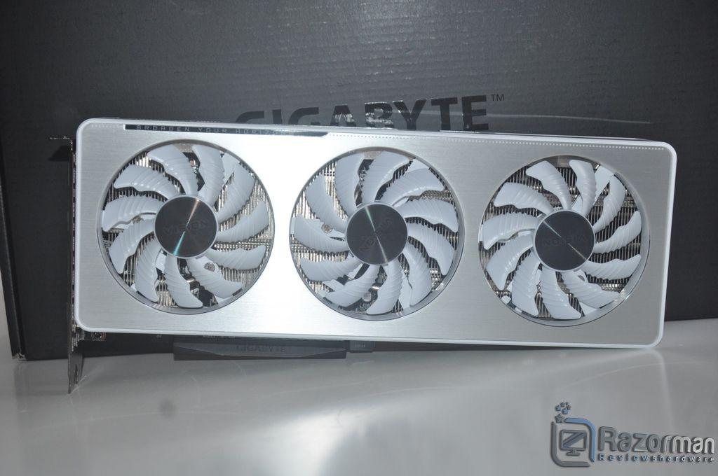 Review Gigabyte RTX 3060 Vision OC 3