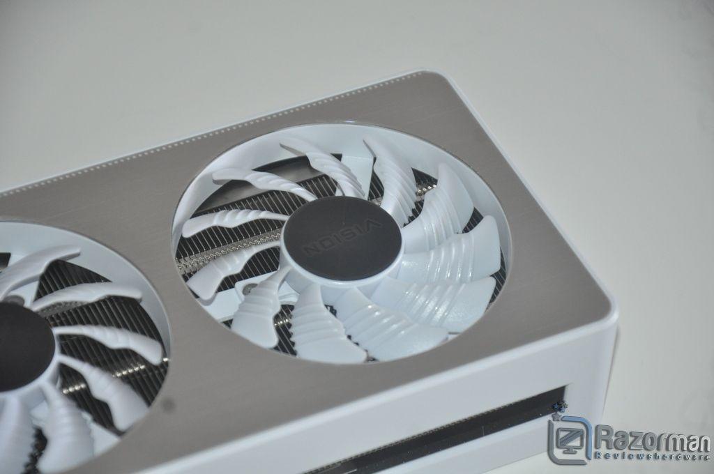 Review Gigabyte RTX 3060 Vision OC 2