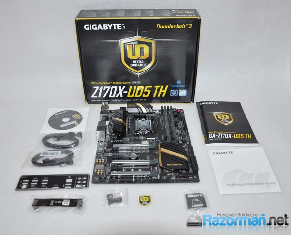 Gigabyte Z170X-UD5 TH (34)