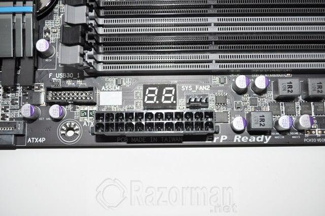 Review Placa Base Gigabyte Z77X-UP5TH 57