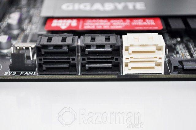 Review Placa Base Gigabyte Z77X-UP5TH 60