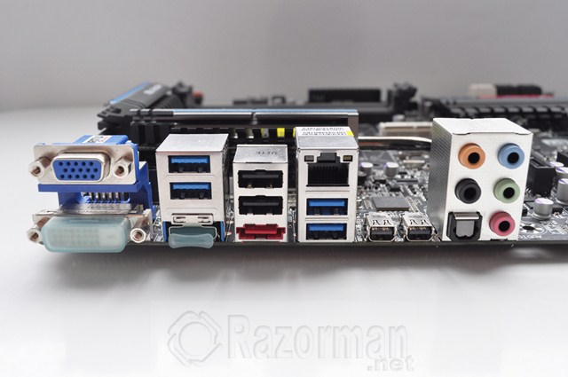 Review Placa Base Gigabyte Z77X-UP5TH 56