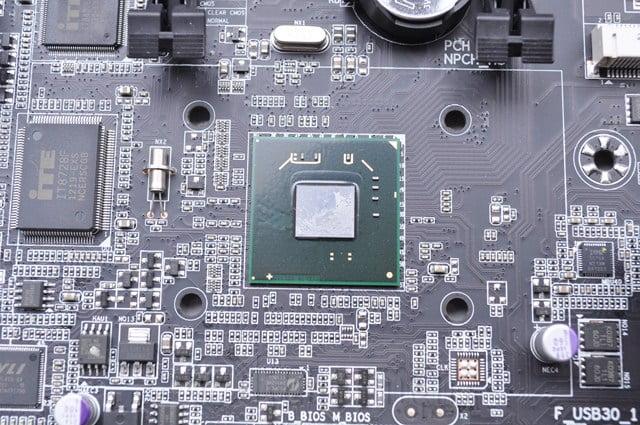 Review Placa Base Gigabyte Z77X-UP5TH 45