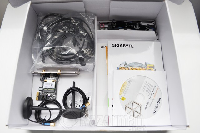 Review Placa Base Gigabyte Z77X-UP5TH 27