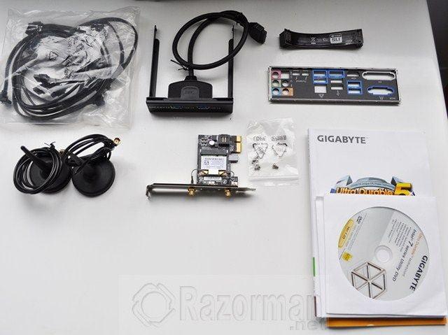 Review Placa Base Gigabyte Z77X-UP5TH 28