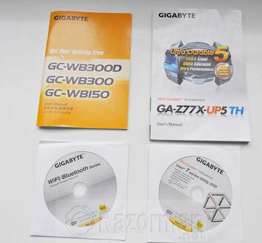 Review Placa Base Gigabyte Z77X-UP5TH 36