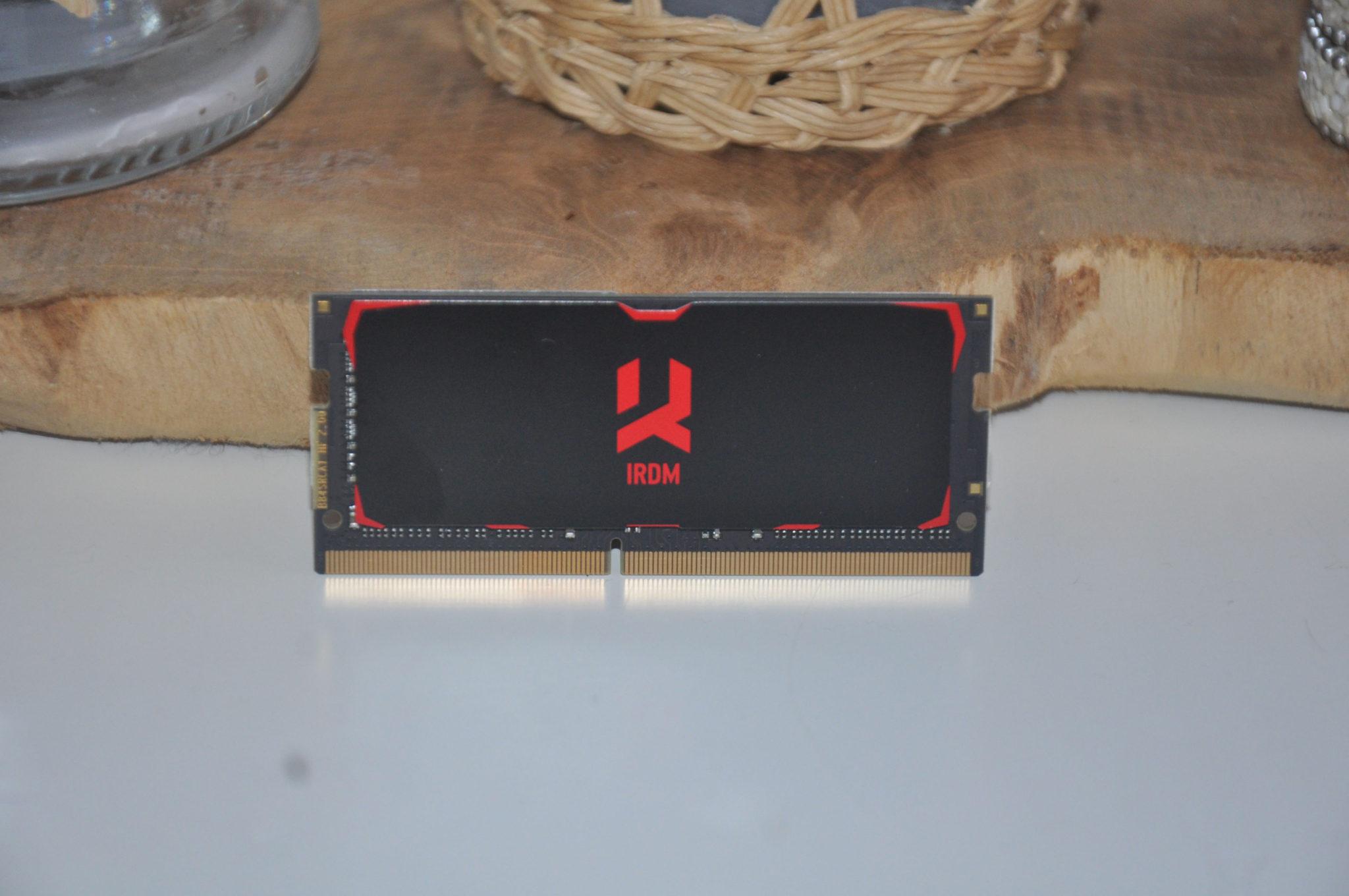 Review GoodRam IRDM DDR4 SODIMM 3200 Mhz 4