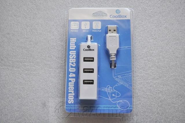 HUB COOLBOX USB 2.0 4 PUERTOS (1)