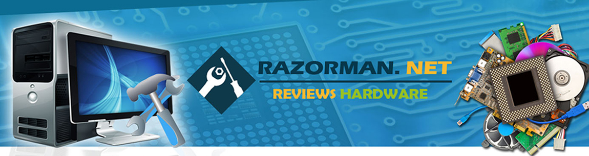 Razorman.net / Reviews Hardware