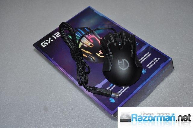 Review HIDITEC GX 12 79