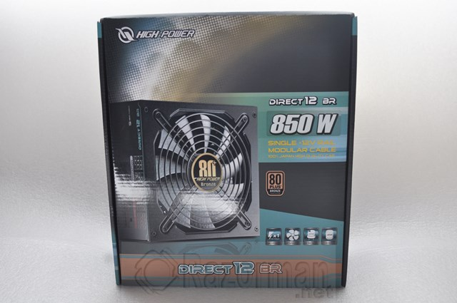 High Power Direct 12 BR 850W (1)