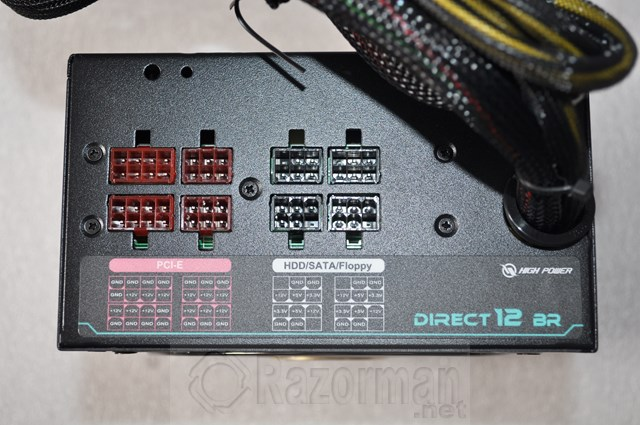 High Power Direct 12 BR 850W (40)