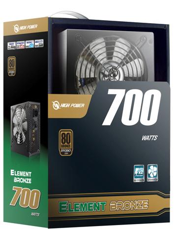 High Power Element Bronze 700 w