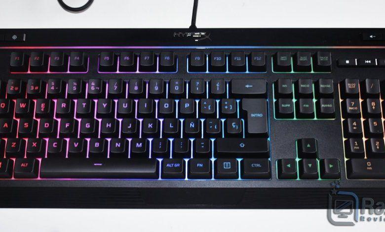 Review Hyperx Alloy Core RGB 137