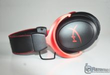 Review HyperX Cloud II Wireless 7.1 13