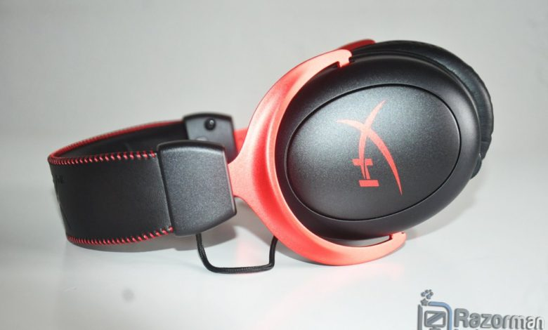 Review HyperX Cloud II Wireless 7.1 1