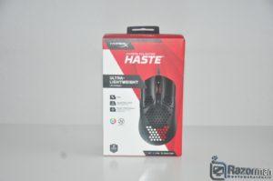Review HyperX Pulsefire Haste 4