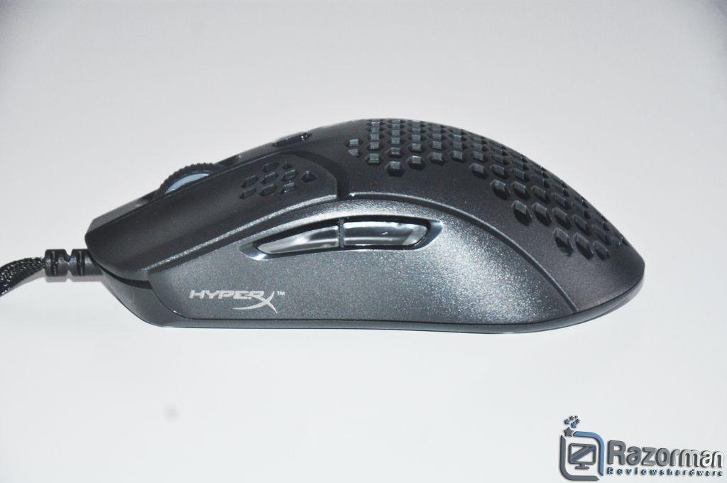 Review HyperX Pulsefire Haste 8