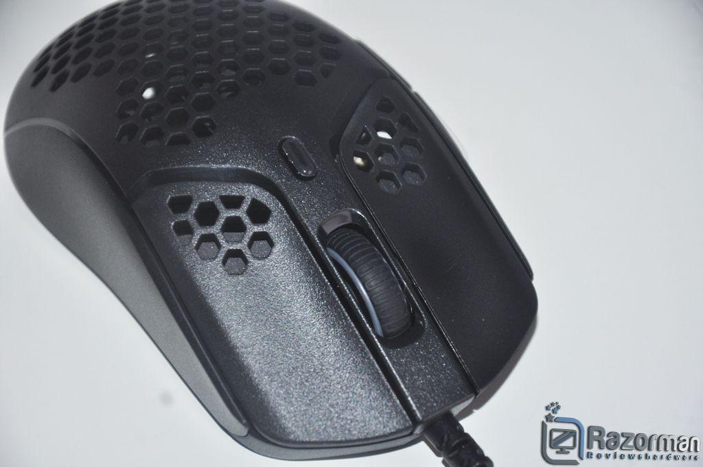 Review HyperX Pulsefire Haste 11