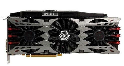 IChill Geforce GTX970 OverClocked HerculeZ X4 4Gb