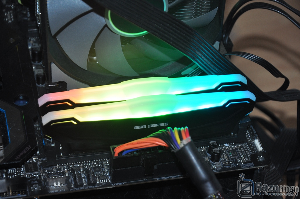 Review LC-RAM-DDR4-3200-RGB-32GB-KIT 16